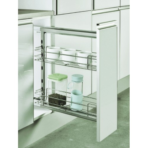 Side Mount Pull Out Spice Rack