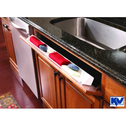"KV 34"" Tip Out Tray Set with Soft Close Hinge"